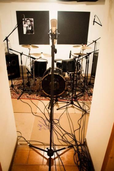 microfono batteria