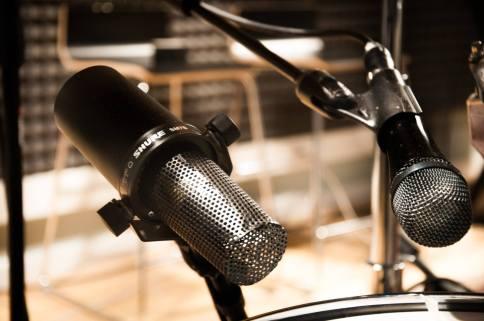 sounderia microfoni
